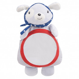 Kikkaboo Plush mirror toy LOVE ROME