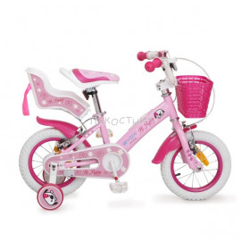 "BYOX Bicycle 12"" Puppy Moni"