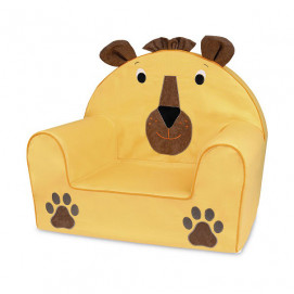 Bubaba Children's armchair Lion