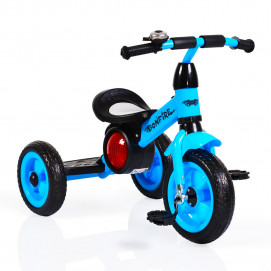 Moni Baby Tricycle Bonfire blue