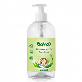 Bochko Liquid soap Aloe 500ml. Bochko