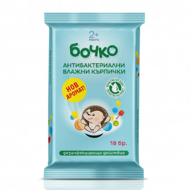 Bochko Antibacterial Wet Wipes 18pcs