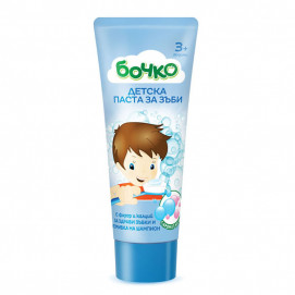 Bochko Children's toothpaste with gum flavor 75 ml 3 years +