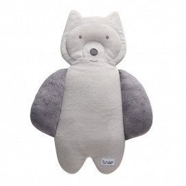 Tineo Baby nest and pillow Little Wolf