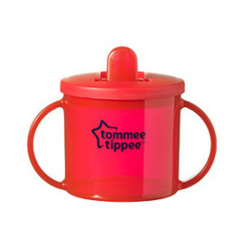 Tommee Tippee Essentials Free Flow First Cup 4m