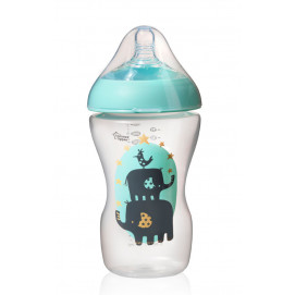 Tommee Tippee Feeding bottle Ultra 340 ml. blue