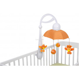 BabyМoov Musical whirligig Rainbow orange Babymoov