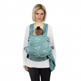 Sevi bebe Supported Wearable Sling Turquoise