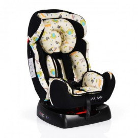 Moni Car seat Guardian Black