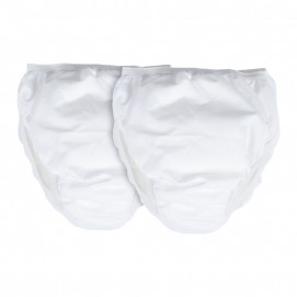 Sevi bebe Training pants 2 pieces 10-15 kg white