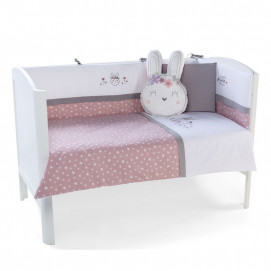 Funnababy Bedroom set 5 parts Girls Love