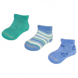Maximo Set of socks for a boy ( from 0 to 12 m.)