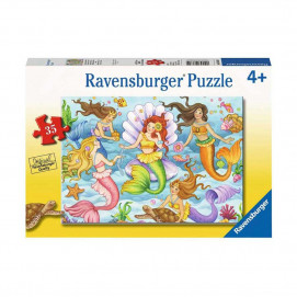 Ravensburger Puzzle 35 ps The Queen of the Ocean