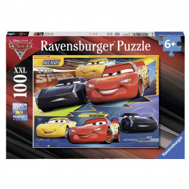 Ravensburger Puzzle 100 ps XXL Cars