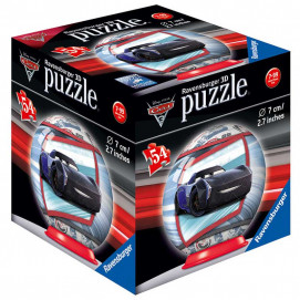 Ravensburger 3D Puzzle Ball Cars 54 pc