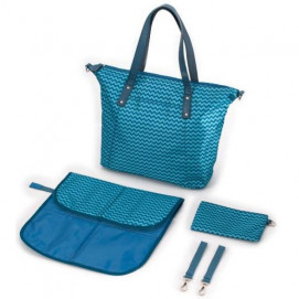 Canpol Bag Stroller LADY MUM Turquoise