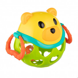 Canpol babies Funny toy with rattle Bear
