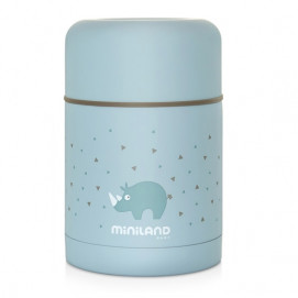 Miniland Thermos for food 600ml. blue