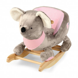 Sterntaler Children's wooden swing Bear