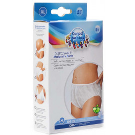 Canpol Disposable maternity briefs-5 pcs