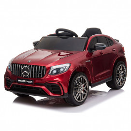 Moni Rechargeable car MERCEDES AMG GLC 63 S Red