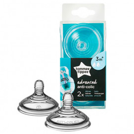 Tommee Tippee Anticolic teat 3m Tommee Tippee