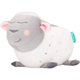 Badabulle Lulu the Lamb Musical Projection Night Light B015007
