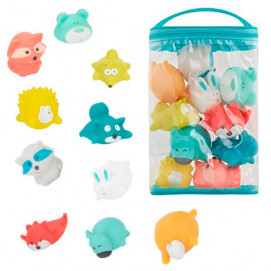 Badabulle Bath Toys 10 pieces B017008