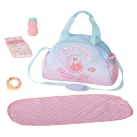 Zapf Creation Baby Annabell Changing Bag for Doll 43 cm 3 years+