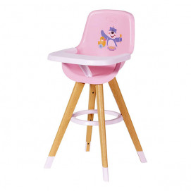 Zapf Creation BABY born High Chair for Doll 43 cm 3 years+