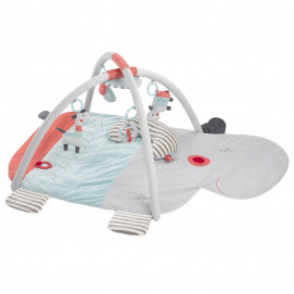 babyFehn 3D Active with gymnastics rings HIPPO