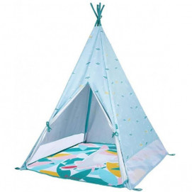 Badabulle Tent for children with UV protection TIPPI Jungle B038000