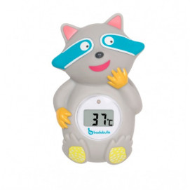 Badabulle Digital Bath Thermometer Racoon B037002