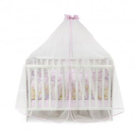 Lorelli Tulle canopy 480/150sm pink