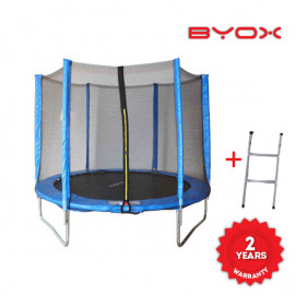 BYOX Trampoline JUMP with external network 10FT / 304 cm