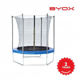 BYOX Trampoline with internal network 6FT / 183 cm