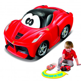 Bburago Junior Reversing car FERRARI 16-85301