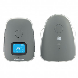 Kikkaboo Baby Monitor with display FOSTER 2.4GHz