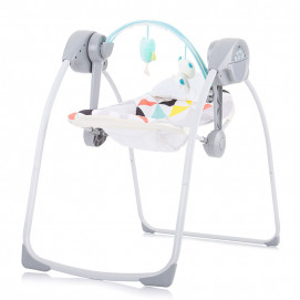 Chipolino Electric Swing FELICITY Snail