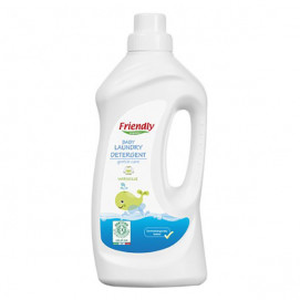 Friendly Organic Baby laundry detergent Marseille - 1l / 20 laundry Friendly FR-02427