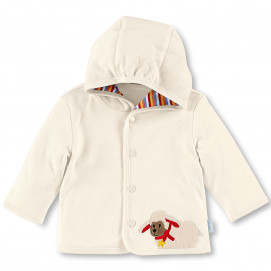 Sterntaler STANLEY Cotton Baby Coat Lamb