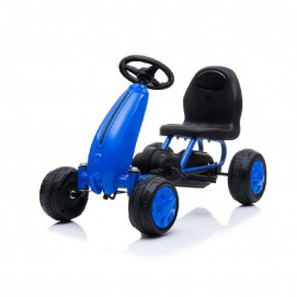 Moni Karting with pedals BLAZE blue