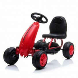 Moni Karting with pedals BLAZE red