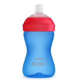 Philips Avent Nesting cup with soft nozzle 300ml, 9m + Blue