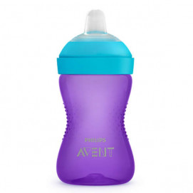 Philips Avent Nesting cup with soft nozzle 300ml, 9m+ Purple