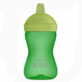Philips Avent Non-diffusing cup with hard tip 300ml, 18m+ Green