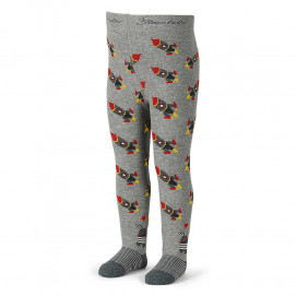 Sterntaler Kids cotton tights Rockets