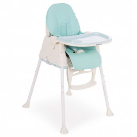 Kikkaboo High Chair CREAMY Blue