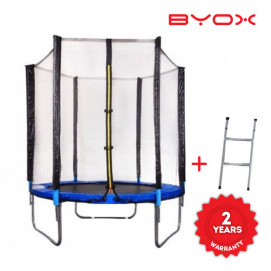 BYOX Trampoline with external network 6FT / 183 cm