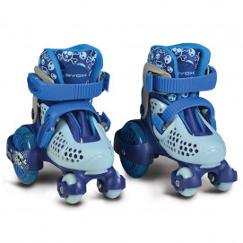 BYOX Children's skates LITTLE BEETLE Blue Boy XS (26-29) Dark blue
